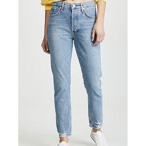 Agolde jeans jamie size 26 origin